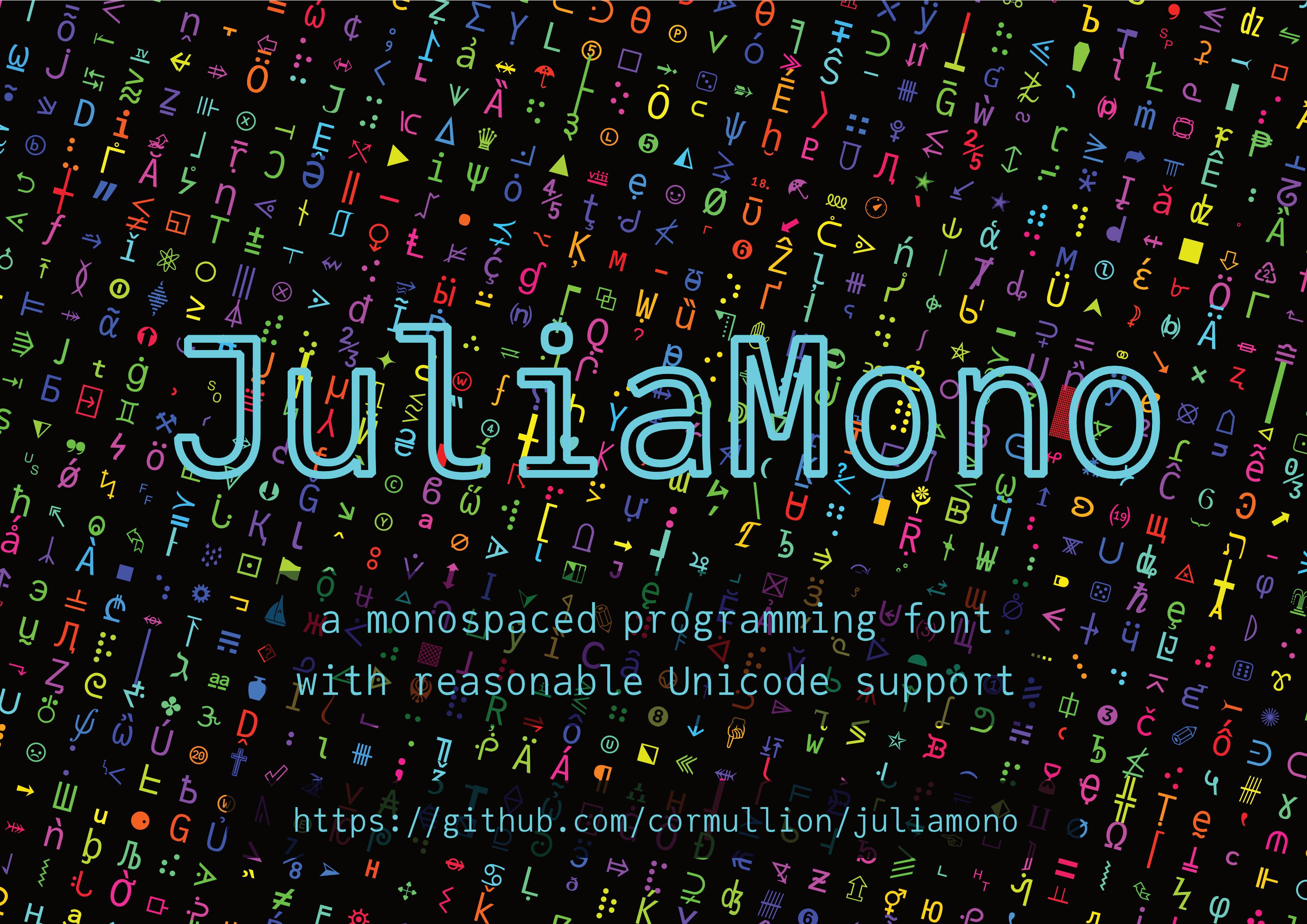 Juliamono
